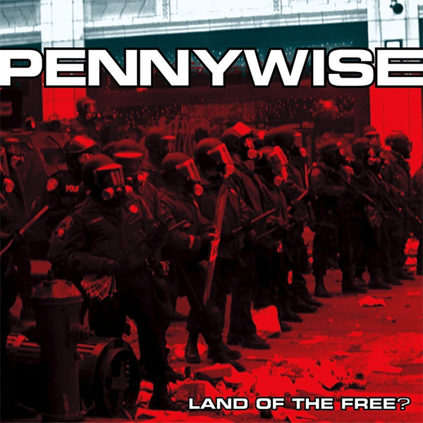 Pennywise- Land Of The Free? LP