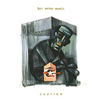 Hot Water Music- Caution LP