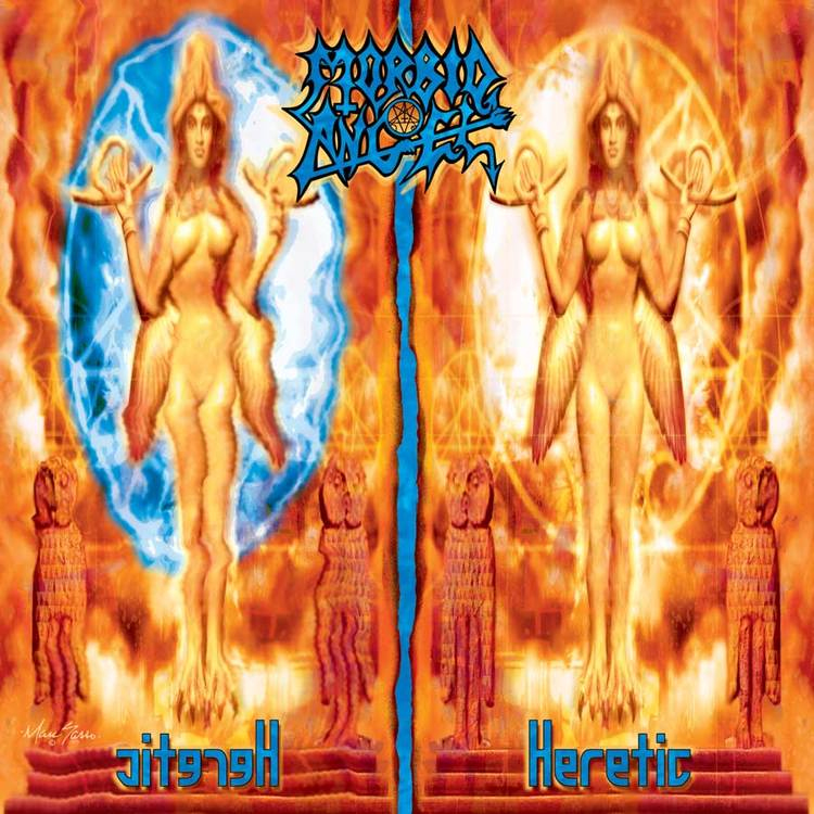 Morbid Angel- Heretic LP