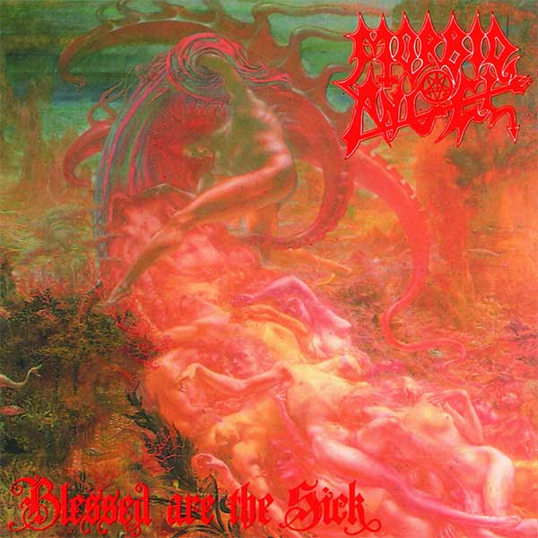 Morbid Angel- Blessed Are The Sick LP