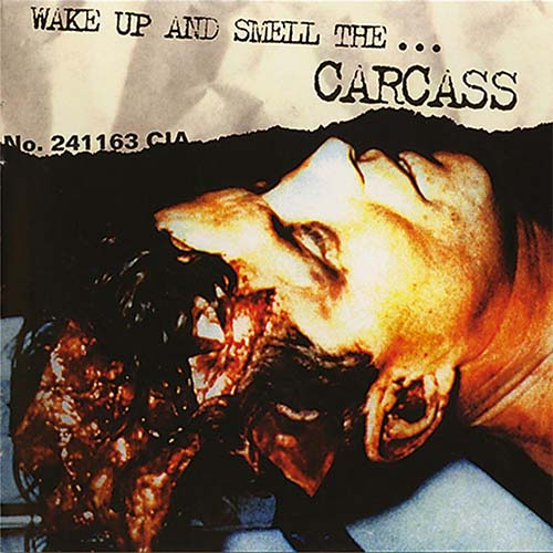 Carcass- Wake Up And Smell The...Carcass 2xLP