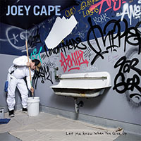 Joey Cape- Let Me Know When You Give Up LP