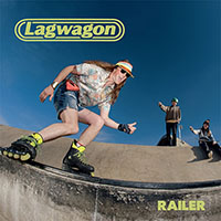 Lagwagon- Railer LP