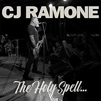 CJ Ramone- The Holy Spell LP