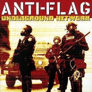 Anti Flag- Underground Network LP