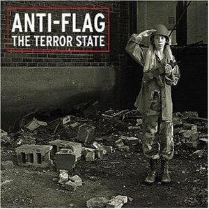 Anti Flag- The Terror State LP