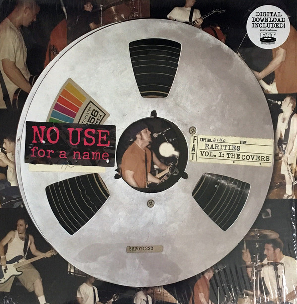 No Use For A Name- Rarities Vol 1, The Covers LP