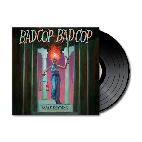 Bad Cop / Bad Cop- Warriors LP
