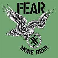 Fear- More Beer 3xLP (Limited Edition 35th Anniversary Edition)