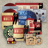 "Flogging Molly- Swagger 20th Anniversary Box Set (2xLP & 12"", Slipmat, Patch, Button Set and Booklet)"