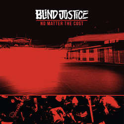 Blind Justice- No Matter The Cost LP (Yellow Vinyl)