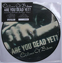 Children Of Bodom- Are You Dead Yet? Pic Disc LP
