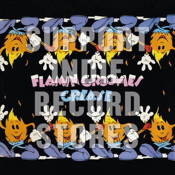 Flamin' Groovies- Grease 2xLP (Violet Vinyl) (Record Store Day 2018 Release)