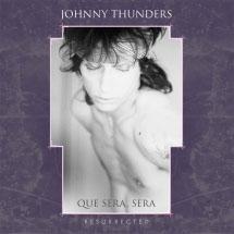 Johnny Thunders- Que Sera Sera 2xLP (Purple & White Vinyl) (Record Store Day 2019 Release)