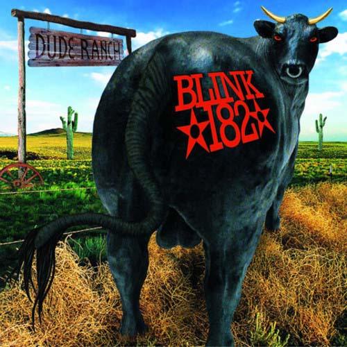 Blink 182- Dude Ranch LP (180gram Vinyl)