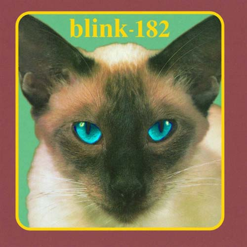 Blink 182- Cheshire Cat LP (180gram Vinyl)