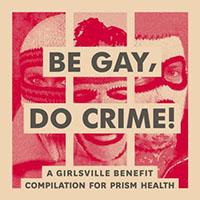 V/A- Be Gay, Do Crimes LP