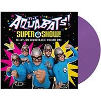 Aquabats- Super Show Soundtrack Volume 1 LP (Purple Vinyl)