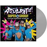 Aquabats- Super Show Soundtrack Volume 1 LP (Silver Vinyl)