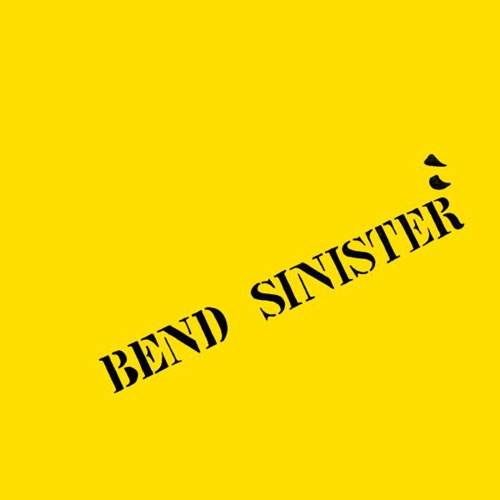 Bend Sinister- Tape2 LP