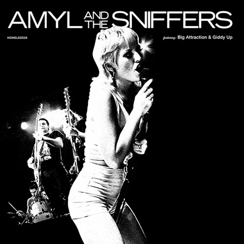 Amyl And The Sniffers- Big Attraction & Giddy Up LP