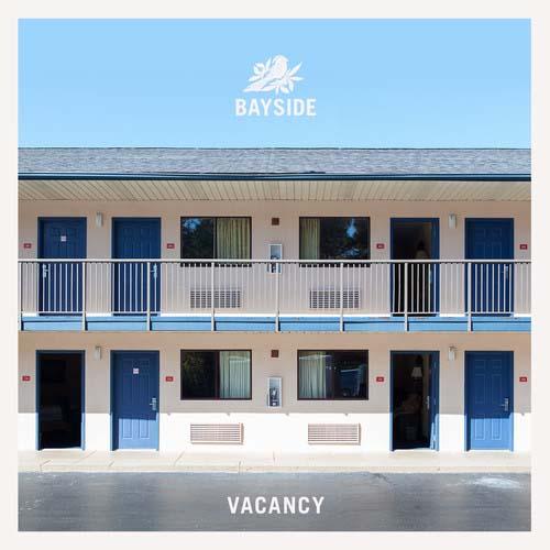 Bayside- Vacancy LP (Clear/Yellow Vinyl)