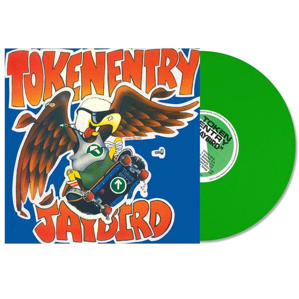 Token Entry- Jailbird LP (Color Vinyl)