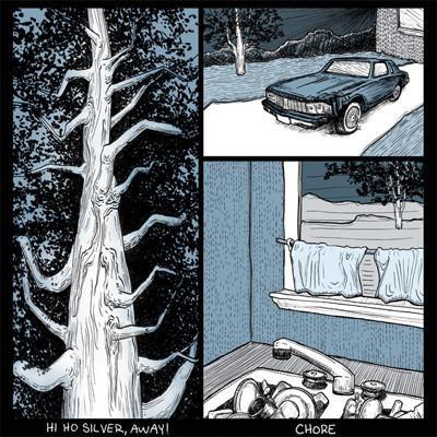 Hi Ho Silver, Away!- Chore LP
