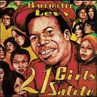 Barrington Levy- 21 Girls Salute LP