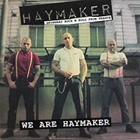Haymaker- We Are Haymaker LP (UK Import, Color Vinyl)