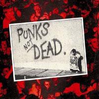 Exploited- Punks Not Dead LP