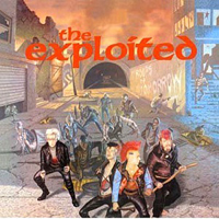 Exploited- Troops Of Tomorrow LP (UK Import!)