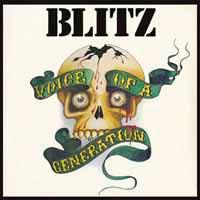 Blitz- Voice Of A Generation 2xLP (UK Import!)