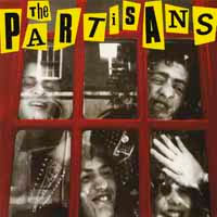 Partisans- Police Story LP (UK Import!)
