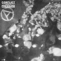 Conflict- Increase The Pressure LP (UK Import!)
