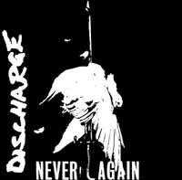 Discharge- Never Again LP (UK Import!)