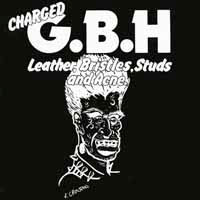GBH- Leather Bristles Studs And Acne LP (UK Import!)