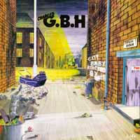 GBH- City Baby Attacked By Rats LP (UK Import!)