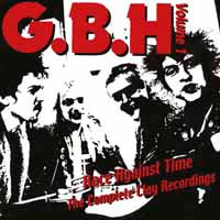 GBH- Race Against Time, The Complete Clay Recordings Vol 1 2xLP (UK Import!)