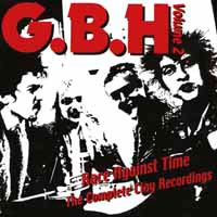 GBH- Race Against Time, The Complete Clay Recordings Vol 2 2xLP (UK Import!)