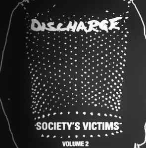 Discharge- Societys Victims Vol 2 2xLP (UK Import!)