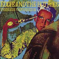 Eddie And The Hot Rods- Teenage Depression LP (UK Import! Clear Vinyl) (Record Store Day 2018 Release)