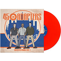 """45 Adapters- Collected Works Vol 1 2x10"""""""