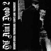 "V/A- Oi Ain't Dead 2 10"" (White Vinyl)"
