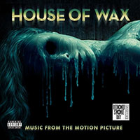 House Of Wax (Soundtrack) 2xLP (Coke Bottle Clear Vinyl) (Record Store Day 2019 Release)