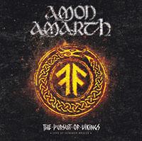 Amon Amarth- The Pursuit Of Vikings, Live At Summer Breeze 2xLP & DVD (Color Vinyl)