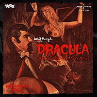 Dracula (The Dirty Old Man)- Soundtrack LP & DVD (Blood Red Vinyl)