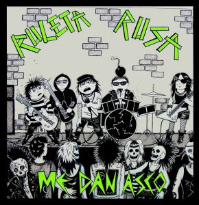 "Ruleta Rusa- Me Dan Asso 7"" (Sale price!)"