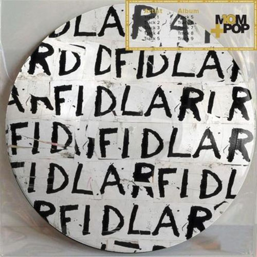 Fidlar- S/T LP (Pic Disc) (Record Store Day 2018 Release)