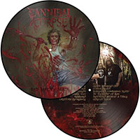 Cannibal Corpse- Red Before Black Pis Disc LP (Comes With 2 Sided Poster)